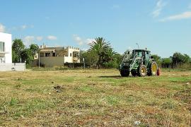 El Ajuntament crea un párking en el Pla de na Tesa para 179 coches