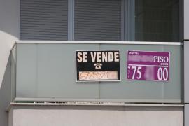 Baleares fue la cuarta comunidad con menos compraventa de vivienda en marzo