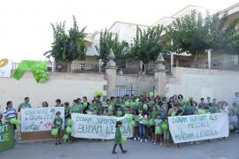 La Part Forana apoya la huelga con diferentes actos