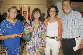 Homenaje al poeta Bartomeu Rosselló-Pòrcel en Mallorca