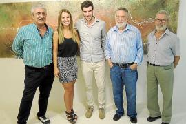 Exposición Aigua i Terra de Joan Mariando en la galería Marimón
