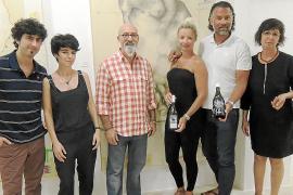 Exposición de Miquel Mesquida en la galería Dionís Bennàssar