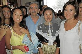 Presentación de la Festa des Vermar 2013 de Binissalem