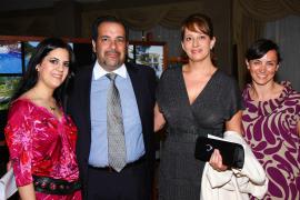 Cena benéfica organizada por Aspanob