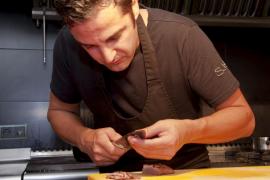 Santi Taura, cocinero de Mallorca