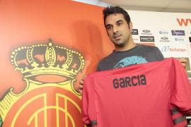 El portugués García asegura que ya está «al cien por cien»