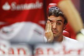 Alonso descarta volver a McLaren: «Estaré en Ferrari hasta el final»