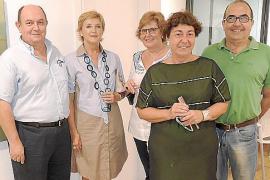Exposición de Inma Alonso en la galería Espai d'Art 32 de Mallorca