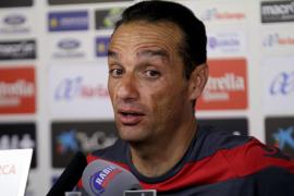 Oltra: «El Mirandés no ha encajado ningún gol fuera de casa»