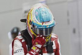 Alonso: «Tenemos que ser realistas; no estamos contentos con el rendimiento»