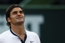 """Federer, presionado por la """"vuelta"""" de Nadal"""