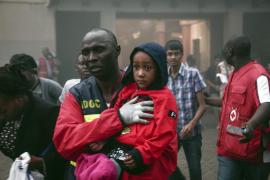 Al menos 59 muertos y 175 heridos en Nairobi, según el Gobierno keniano
