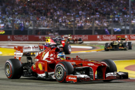 Alonso: «El podio tiene sabor a victoria»