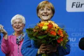 Merkel bate los pronósticos y gana las elecciones con su mejor resultado