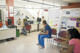 Balears terminó agosto con 92.055 personas buscando un puesto de trabajo