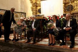 Homenaje por todo lo alto a la 'gent gran'