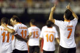 El Valencia se desatasca, Djukic se salva y el Sevilla sigue 'tocado'