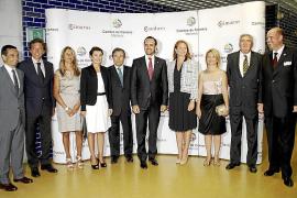 Entrega de los premios anuales de la Cámara de Comercio de Mallorca
