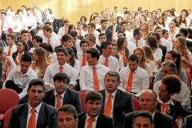 Empieza un nuevo curso en la UIB con númerus clausus en todos los estudios