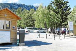 El aparcamiento de Lluc cambia por tercera vez sus tarifas para potenciar la llegada de residentes
