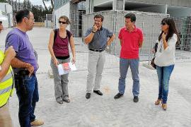El Ajuntament acelera los trámites para el uso de las instalaciones del IES Manacor
