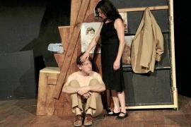 Iguana da voz a «los héroes trágicos» de 'Woyzeck' en el Teatre del Mar