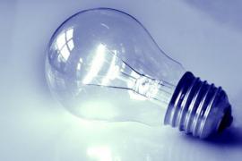 La luz subirá un 3,1% en octubre