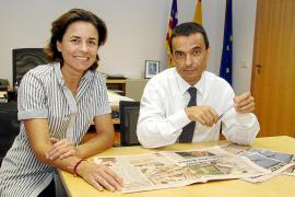 """Joaquín García: """"Extremadura baja impuestos con nuestra solidaridad"""""""