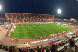 Las entradas de España-Bielorrusia, a la venta hoy para socios de Mallorca
