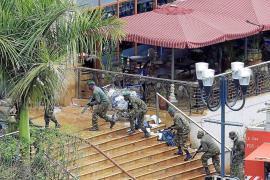 La toma del centro comercial de Nairobi se zanja con al menos 72 muertos