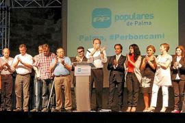 El PP de Palma apoya que Mateo Isern repita como candidato a Cort