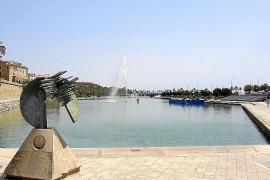 El «Espacio España» se muda al Parc de la Mar