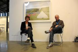 Los galeristas locales en la feria Summa regresan «más que contentos»