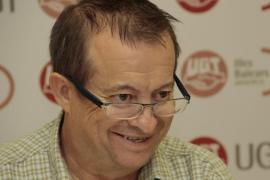 Pelarda será elegido hoy secretario general de UGT