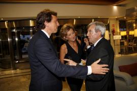 Isern insta a los partidos políticos a «poner el acento en lo que nos une»