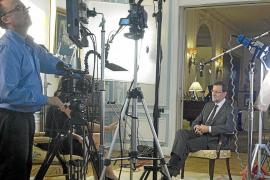 Rajoy vende en EEUU que la recesión en España ha terminado