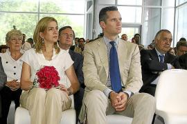 Hacienda investiga un traspaso de 150.000 euros de una cuenta de los duques de Palma