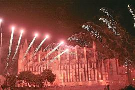 El Cabildo, en contra de que se celebre un evento pirotécnico junto a la Seu
