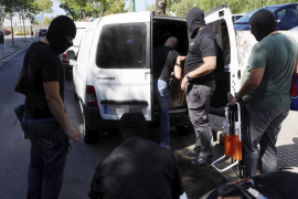 Prisión provisional sin fianza para los cinco últimos Ángeles del Infierno detenidos