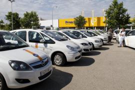 Los taxistas de Balears secundarán el paro nacional del 3 de octubre