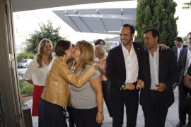 Bauzá 'vende' unidad en el PP pese a las dudas de los alcaldes ante el TIL