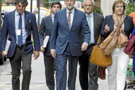 Rajoy, sobre el 'caso Bárcenas': «Hay cosas que no se pueden demostrar»