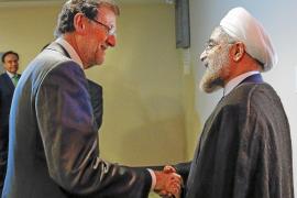 Rajoy advierte en Nueva York contra los «nacionalismos exacerbados»