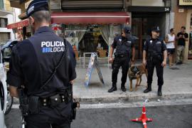 La Policía Local de Palma detiene a un hombre de 89 años por dar una paliza a su mujer, de 76