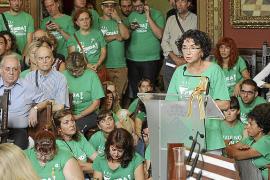 Isern rechaza instar sólo al Govern a negociar el TIL e incluye a los docentes