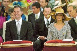 La infanta Cristina declaró seis operaciones superiores a los 3.000 euros en ocho años