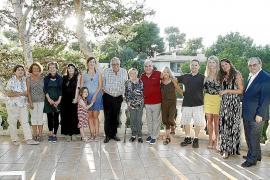 Joan Benedetta Foster celebra cien años de arte y amor a Mallorca