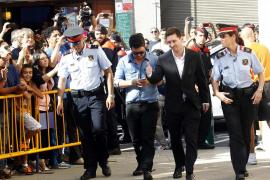Messi y su padre aseguran ante el juez  que el jugador era ajeno a la gestión de su imagen