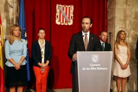 Bauzá afirma que Balears lidera la recuperación económica en España