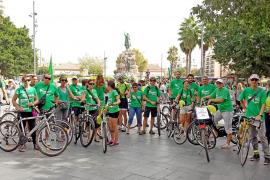 Palma se prepara para la manifestación contra el TIL y en apoyo a la huelga de docentes